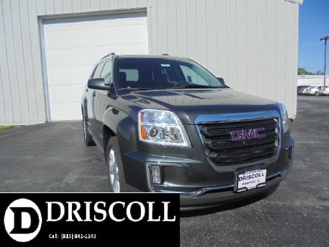 2017 GMC Terrain for sale in Pontiac IL