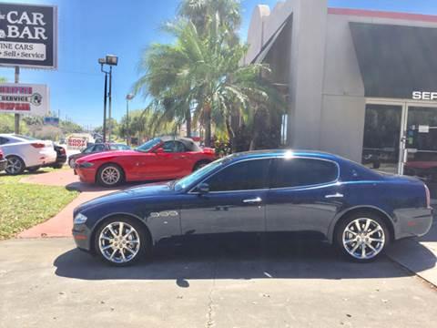 2008 Maserati Quattroporte for sale in Orlando, FL