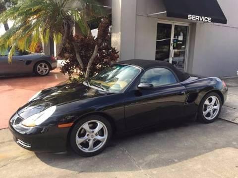2002 Porsche Boxster for sale in Orlando, FL