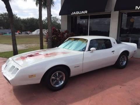 1981 Pontiac Firebird for sale in Orlando, FL