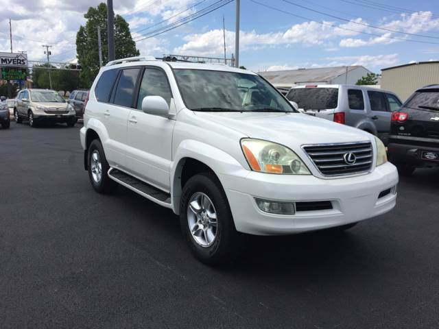 2004 Lexus GX 470 For Sale At Chili Motors In Mayfield KY