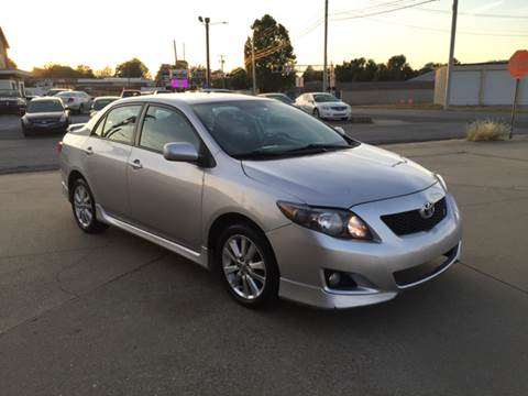 2010 Toyota Corolla for sale in Mayfield, KY