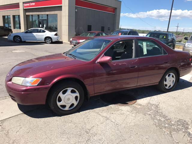 1998 toyota camry le v6 in billings mt ace high auto sales. Black Bedroom Furniture Sets. Home Design Ideas