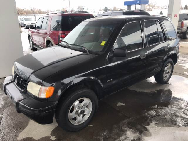 1999 Kia Sportage For Sale At Ace High Auto Sales In Billings MT