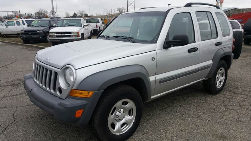 Elegant 2005 Jeep Liberty For Sale At Ace High Auto Sales In Billings MT