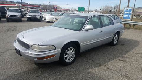 2001 Buick Park Avenue for sale in Billings, MT