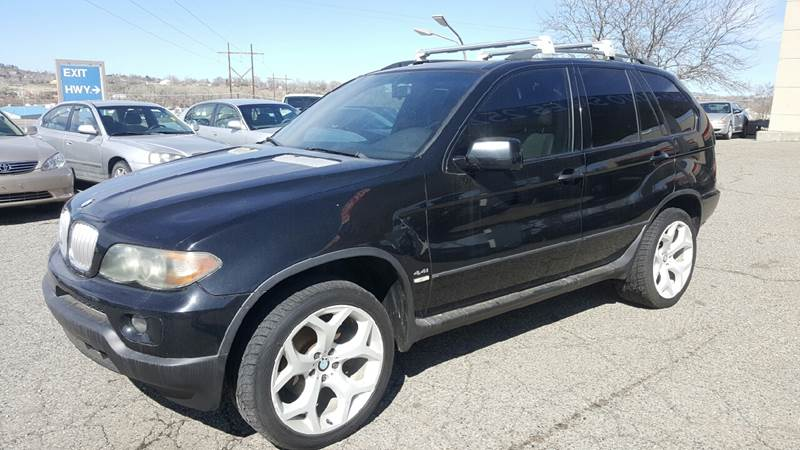 2004 BMW X5 4.4i In Billings MT - Ace High Auto Sales