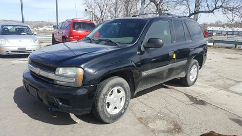 2003 Chevrolet TrailBlazer for sale in Billings, MT