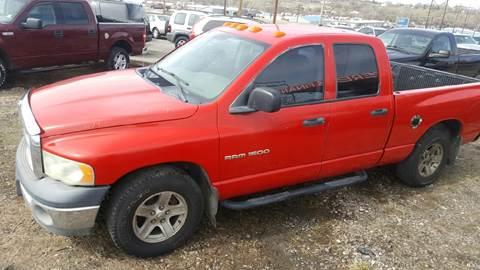 2003 Dodge Ram Pickup 1500 for sale in Billings, MT