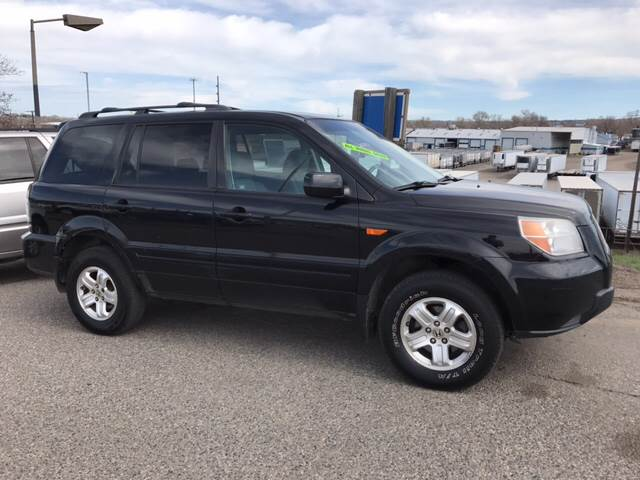 Nice 2008 Honda Pilot For Sale At Ace High Auto Sales In Billings MT