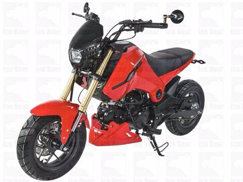 2017 Fuerza 125cc Motorcycle for sale in Knoxville, TN