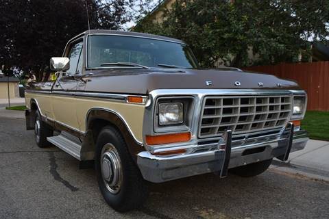 1979 Ford F-250 for sale in Meridian, ID