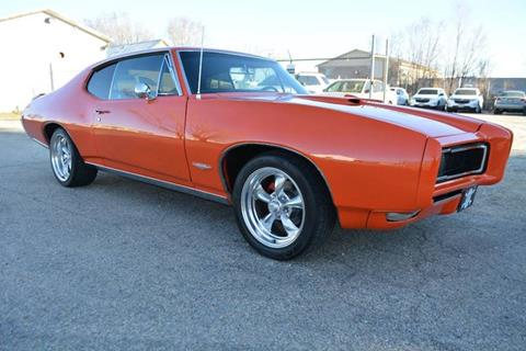 1968 Pontiac GTO for sale in Meridian, ID
