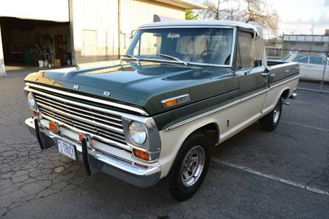 1968 Ford F-100 for sale in Meridian, ID