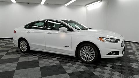 2015 Ford Fusion Hybrid for sale in Long Island City, NY