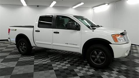 2014 Nissan Titan for sale in Long Island City, NY