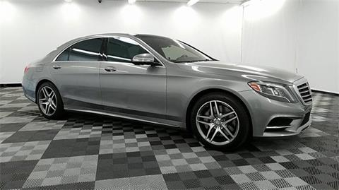 2015 Mercedes-Benz S-Class for sale in Long Island City, NY
