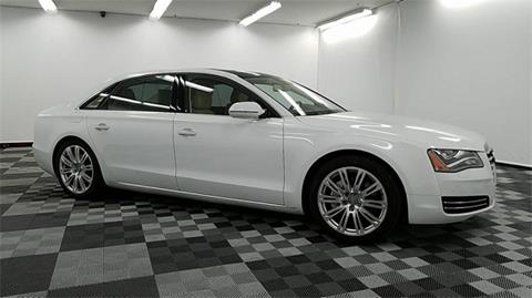 2014 Audi A8 L for sale in Long Island City, NY