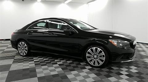 2017 Mercedes-Benz CLA for sale in Long Island City, NY