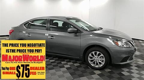 2017 Nissan Sentra for sale in Long Island City, NY