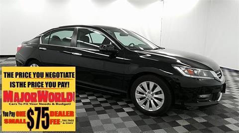 2015 Honda Accord for sale in Long Island City, NY