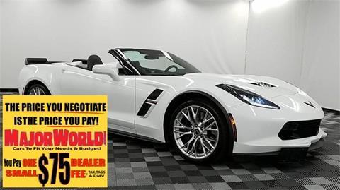 2018 Chevrolet Corvette for sale in Long Island City, NY