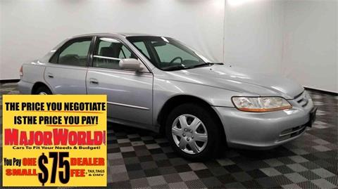 2001 Honda Accord for sale in Long Island City, NY