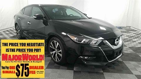 2016 Nissan Maxima for sale in Long Island City, NY
