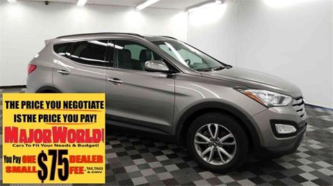 2015 Hyundai Santa Fe Sport for sale in Long Island City, NY