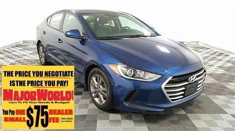 2018 Hyundai Elantra for sale in Long Island City, NY