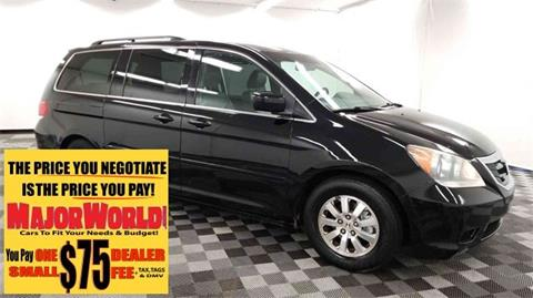 2010 Honda Odyssey for sale in Long Island City, NY