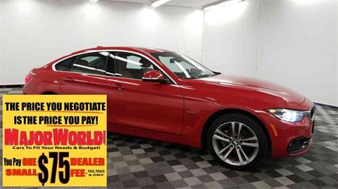 2019 BMW 4 Series for sale in Long Island City, NY