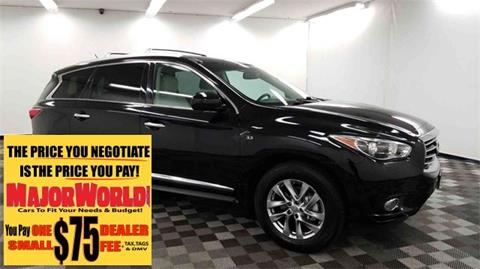 2015 Infiniti QX60 for sale in Long Island City, NY