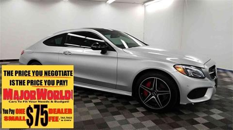 2017 Mercedes-Benz C-Class for sale in Long Island City, NY