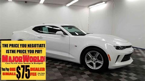 2017 Chevrolet Camaro for sale in Long Island City, NY