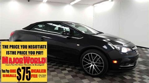 2016 Buick Cascada for sale in Long Island City, NY