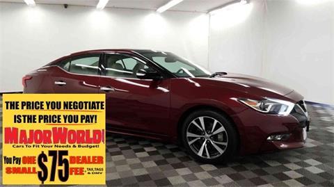2017 Nissan Maxima for sale in Long Island City, NY