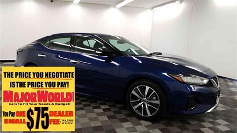 2019 Nissan Maxima for sale in Long Island City, NY