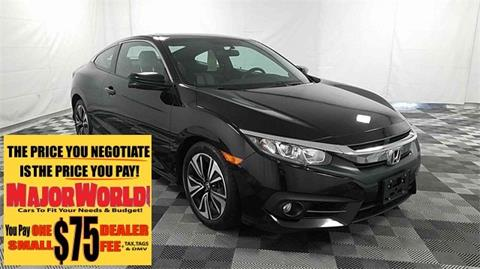 2017 Honda Civic for sale in Long Island City, NY