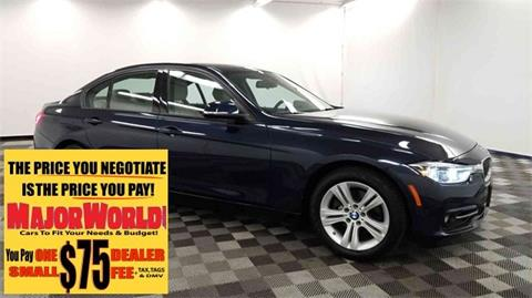 2016 BMW 3 Series for sale in Long Island City, NY