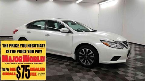 2016 Nissan Altima for sale in Long Island City, NY
