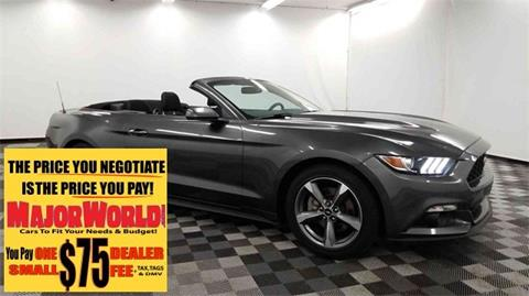 2017 Ford Mustang for sale in Long Island City, NY