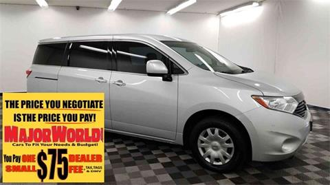 2016 Nissan Quest for sale in Long Island City, NY