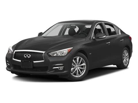 2016 Infiniti Q50 for sale in Long Island City, NY