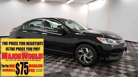 2017 Honda Accord for sale in Long Island City, NY