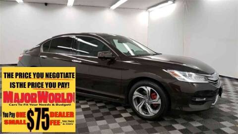 2017 Honda Accord for sale in Long Island City, NY