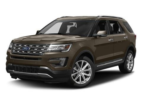 2017 Ford Explorer for sale in Long Island City, NY