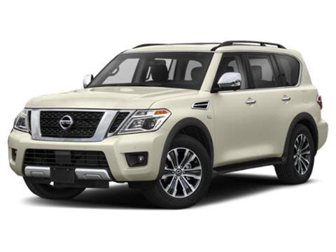 2018 Nissan Armada for sale in Long Island City, NY