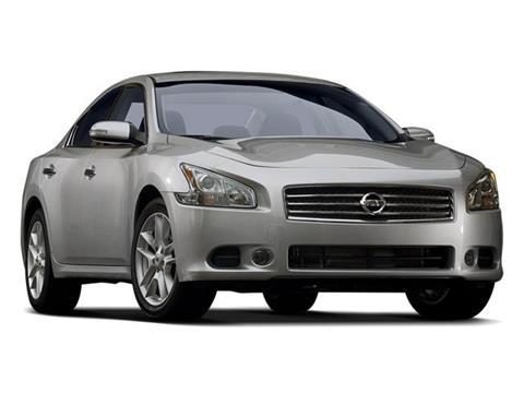 2009 Nissan Maxima 3.5 S