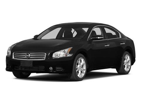 2014 Nissan Maxima for sale in Long Island City, NY